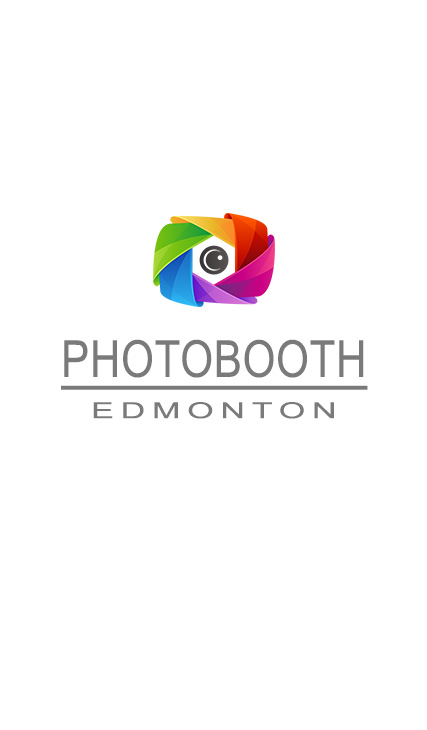 Playful Style Web Design - Photo Booth Edmonton